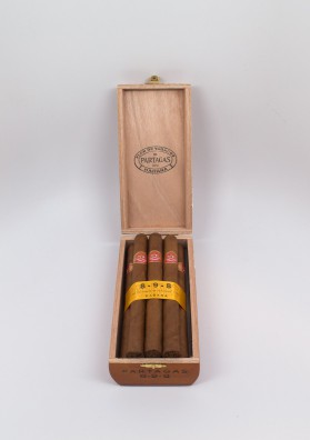 Partagas, 8-9-8 Varnished