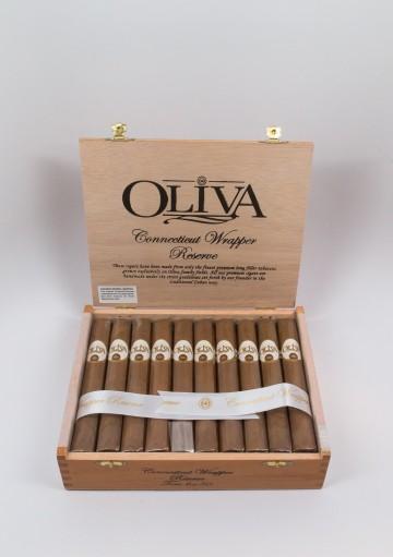 Oliva, Connecticut Wrapper Reserve Toro