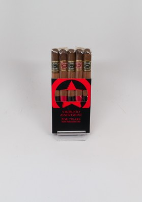 PDR 5 Robusto Assortment