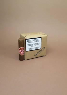Blend 15, Bundle Short Robusto