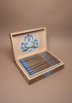 Don Peppin, Blue Edition Lanceros